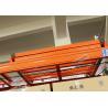 China Customized Warehouse Storage Racks Push Back Pallet Racking Heavy Duty wholesale