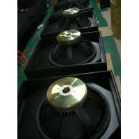 China 350W 15 Woofer 55Hz - 20KHz Professional Karaoke Speaker Equipment With Compression Driver wholesale