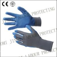 China High Quality 13G antistatic PU work gloves wholesale