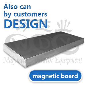 Buy cheap 電磁石の分離器のための高性能のステンレス鋼の磁気板 from wholesalers