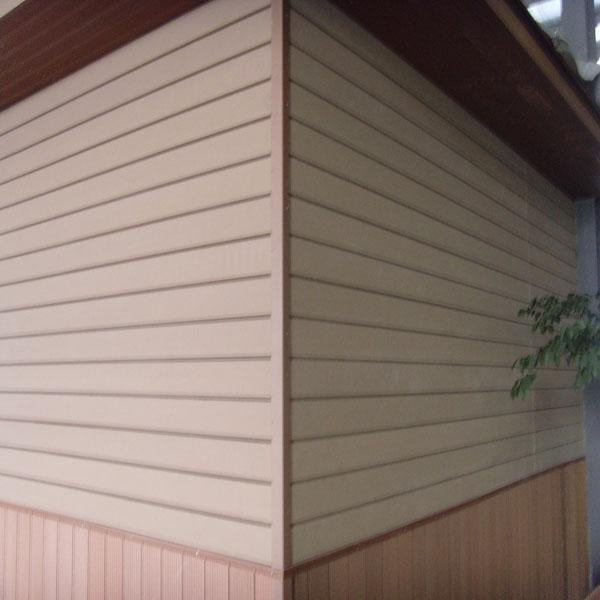 Recycled Material Exterior Cladding Images