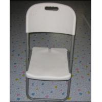 China outdoor HDPE folding conference chair/foldable outdoor HDPE event chairs furniture wholesale