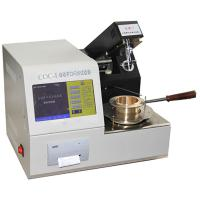 Buy cheap Automatic Cleveland Open-Cup COC Flash Point Test Device for Oil Analysis from wholesalers