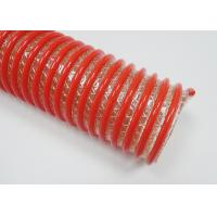 Buy cheap PVC High Pressure Suction Hose Clear Plastic Flexible 4 Inch Suction Discharge from wholesalers