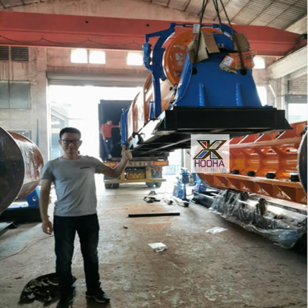 Quality High Speed Tubular Stranding Machine For Bare Copper Aluminum ACSR Conductor for sale