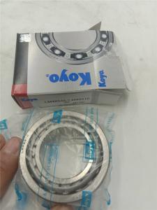 China Z1V1 NSK LM48548 Front Wheel KOYO Bearing Steel cage single row wholesale