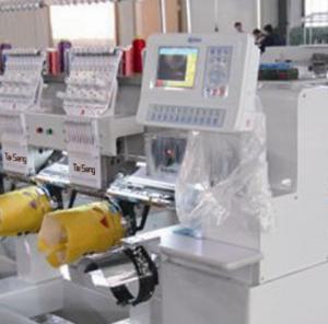 China flat embroidery machine wholesale