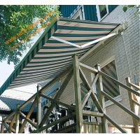 China Waterproof  UV Resistance  Retractable Balcony Canopy Aluminum Customized Sizes Awnings wholesale