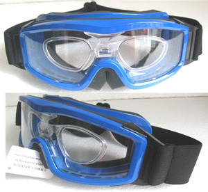 ski goggles oakley  rx custom ski