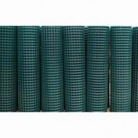 China PVC coated welded wire mesh used for animal cage wholesale