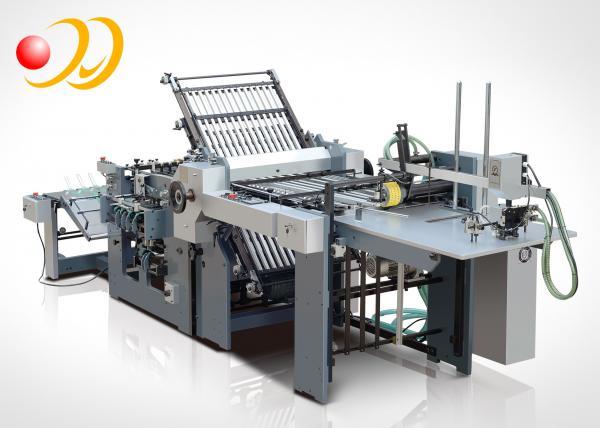 paper folding and machine