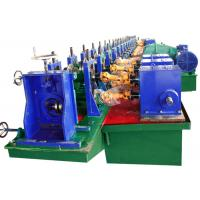 China High Speed Automatic Roll Forming Machine For TK3A TK5A Escalator Hollow Elevator Guide Rail on sale