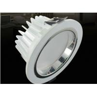China 30W - 40W Dimmable LED Downlight 80 CRI COB Down Light With RoHS on sale
