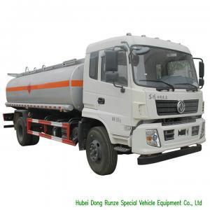 China Dongfeng Mobile Fueling Trucks Raod Tanker LHD / RHD 4x4 ALL Wheel Drive on sale