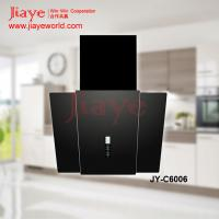 China hammered copper kitchen range hood with touch switch JY-C6006 wholesale