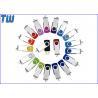 China Classic Twister 1GB Pen Drive Swivel Thumb Drive Device Free Logo Printing wholesale