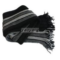 China 2015 warm style and fashion soft knitted scarves FS036 wholesale