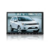 China 7 inch 2 Din Touch Screen Car DVD Player with AM, FM, BLUETOOTH, Analog TV, IPOD wholesale