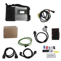 China BENZ C5 SD Connect Diagnostic Tool Mercedes benz diagnostic scanner tool for benz cars trucks actros on sale