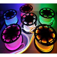 Buy cheap Ultra Thin 5*12mm Silicone LED Neon Light -12 Volt Dot-Free Light LED Silicone Neon Flex 12V DC Silicone from wholesalers
