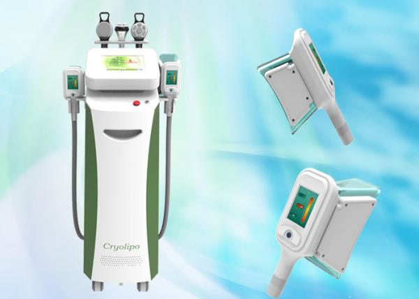 Quality CE / FDA approved cooling max -15'C safety lipocryo cryolipolysis slimming fat freezing for sale