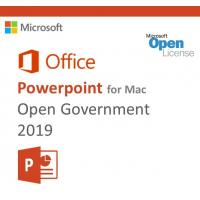 China Powerpoint 2019 Microsoft Office Activation Key For Professors / Executives / Project Managers on sale
