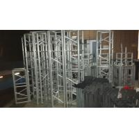 China Aluminum Outdoor Performance Stage Lighting Truss Silvery Rigging 289mmx289mm wholesale