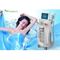 China 10.4 inch touch screen CE approved professional 808nm diode laser hair removal machine for sale on sale