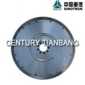 China Sinotruk Howo A7 truck parts Flywheel AZ1246020025A. wholesale