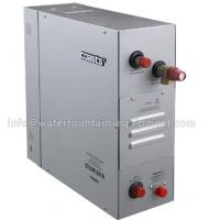 China High Efficiency Sauna Room Equipment Steam Bath Generator Touch Buttons on sale
