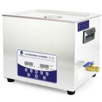10L Stainless Digital Dental ultrasonic cleaner medical instruments with Timer Heater