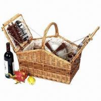 China Picnic Basket for Outdoor Use wholesale