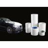 China 100-150M Length Automotive Protective Film Car Transport Wrap Solvent Based Adhesive wholesale