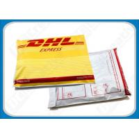 China DHL Courier Envelopes Express Mail bags Waterproof Shipping Mailers on sale