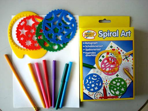 Quality Educational Toy--Spiral Art for sale