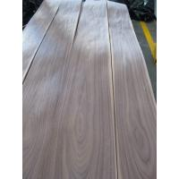 Sliced Natural American Walnut Wood Veneer Sheet