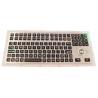 China Backlit Industrial Ruggedized Keyboard IP67 116 Keys With Numeric Keypad wholesale