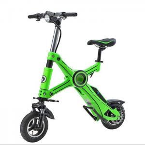 China Fashion Folding Electric Scooter Mini City E Bike 250W X Model With LCD Display wholesale