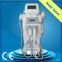 E-Light IPL RF SHR Hair Removal / Spider Veins Treatment For Beauty Salon