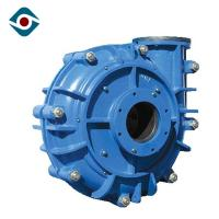 China Blue High Pressure Heavy Duty Slurry Pump , Non Clogging Industrial Sludge Pump With Cover wholesale
