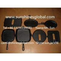 China Cast Iron Frying Pan/Cast Iron Skillet &Grill Pan/Cast Iron Camp Oven wholesale