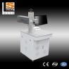 China Маркировка лазера волокна ловкого дизайна портативная подвергает ОЭМ механической обработке/ОДМ доступный wholesale
