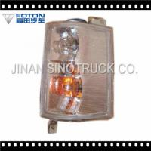 China foton truck body parts TURNSIGNAL LAMP wholesale