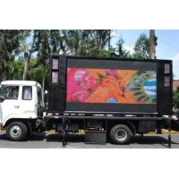 China High Definition P10 Outdoor SMD Led Display Wall For Advertising Mobile with Wide Viewing Angel on sale