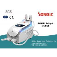 China OPT Shape Body IPL Hair Removal Machine RF Skin tightening for Beauty salon wholesale