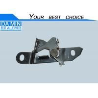 China 1793180063 Front Panel Lid Lock Small Stamping Iron And Return Spring Black Color wholesale