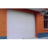 China Roller Shutter Automatic Insulated Garage Doors Remote Control EU Standard on sale