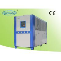 China Electronic industrial scroll type air to water chiller / Air Cooled Chiller Unit wholesale