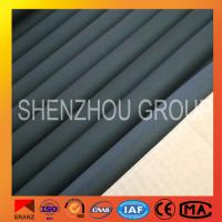 China rubber insulation cover air conditioner foam pipe insulation on sale