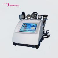 China 5 in1 bio led rf body shaping vacuum ultrasound cavitation for fat reduction wholesale